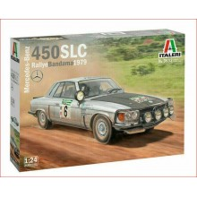 KIT MERCEDES BENZ 450 SLC - RALLY BANDAMA 1979 (1/24)