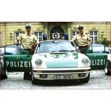 PORSCHE 911 - POLICIA ALEMANA