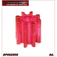 NYLON PINION 8 TEETH