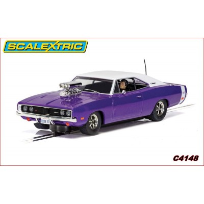 DODGE CHARGER R/T PURPLE