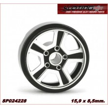 ALUMINIUM WHEELS SPA LA SOURCE 16