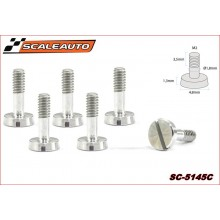 CONICAL HEAD SCREWS FOR SUSPENSION M2 x 7mm.