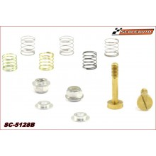 MOTOR MOUNT SHOCK ABSORBER KIT SHORT