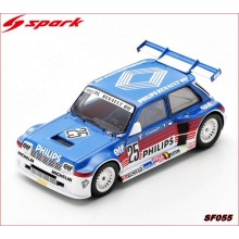 RENAULT 5 MAXI TURBO SUPERPRODUCTION 1987