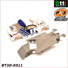 CHASSIS 3D FORD RS200 (SCALEXTRIC - ANGLEWINDER)