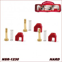 HARD SUSPENSION KIT - AW TRIANGULAR MOTOR SUPPORT