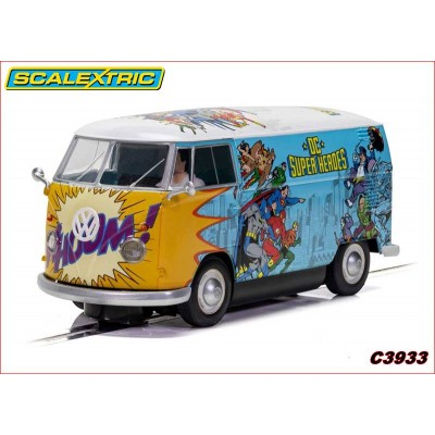 VW PANEL VAN T1B - DC COMICS SUPER HEROES