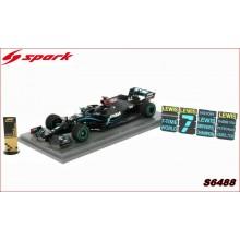 MERCEDES AMG  F1 W11 EQ PERFORMANCE - LEWIS HAMILTON