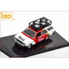 FIAT 131 PANORAMA - RALLY ASSISTANCE 1977 (1/43)