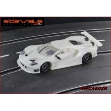 FGT GT3 WHITE RACING KIT