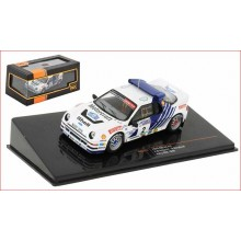 FORD RS200 (RALLY RAC 1986) 1/43