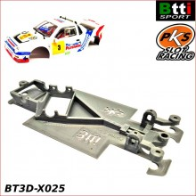 CHASIS 3D FORD RS200 (SCALEUTO - ANGLEWINDER)