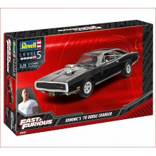 KIT 1/25 DOMINIC'S '70 DODGE CHARGER