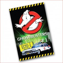 GHOSTBUSTERS ECTO 1 TOWEL