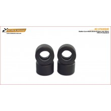 RUBBER TYRES AS25 20 x 13mm.