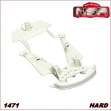 PORSCHE 997 HARD WHITE CHASSIS EVO2