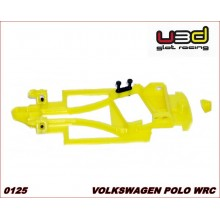 CHASSIS 3D VW POLO WRC (SUPERSLOT - ANGLEWINDER)