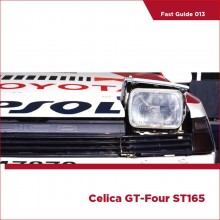 FAST GUIDE (TOYOTA CELICA GT-FOUR ST165)