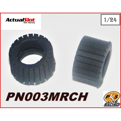 PKS TYRES MEDIUM 1/24 (CHAPO)