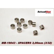 SPACERS 3mm.